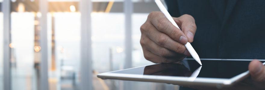 Signer des documents word officiels en ligne grâce à la signature électronique